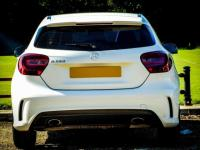 USED 2013 63 MERCEDES-BENZ A CLASS 2.0 A250 AMG Sport 7G-DCT 5dr