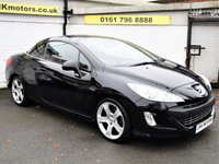 USED 2009 09 PEUGEOT 308 1.6 THP CC GT 2d 150 BHP * FREE DELIVERY AND WARRANTY *