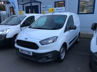 2017 FORD TRANSIT COURIER 1.5 BASE TDCI 1d 74 BHP £7995.00