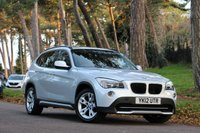 2012 BMW X1 2.0 SDRIVE20D EFFICIENTDYNAMICS 5d 163 BHP