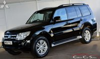 2014 MITSUBISHI SHOGUN 3.2 DI-D SG3 5 DOOR AUTO 197 BHP £SOLD