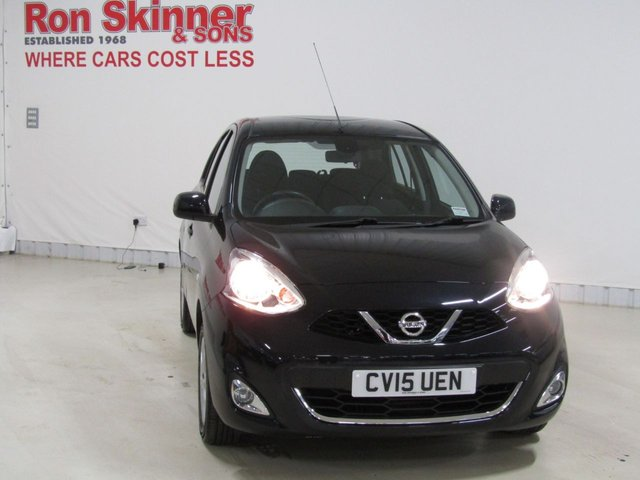 View our 2015 15 NISSAN MICRA 1.2 ACENTA 5d 79 BHP