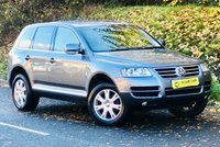 2006 VOLKSWAGEN TOUAREG 2.5 TDI SE 5d AUTO 172 BHP £4695.00