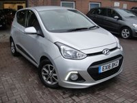 USED 2016 16 HYUNDAI I10 1.0 PREMIUM BLUE DRIVE 5d 65 BHP ANY PART EXCHANGE WELCOME, COUNTRY WIDE DELIVERY ARRANGED, HUGE SPEC