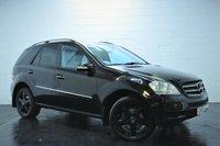 2006 MERCEDES-BENZ M CLASS 3.0 ML320 CDI SPORT 5d AUTO 222 BHP £8695.00