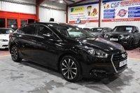 2017 HYUNDAI I40 1.7 CRDI SE NAV BLUE DRIVE 4d AUTO 139 BHP £12585.00