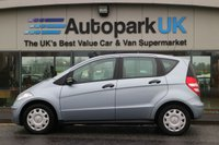 USED 2007 07 MERCEDES-BENZ A CLASS 1.5 A150 CLASSIC SE 5d 94 BHP * 25% DEPOSIT SHORTFALL SHORT TERM FINANCE AVAILABLE TO ALL (NO CREDIT CHECKS)  *