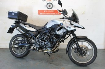 View our BMW F 700 GS