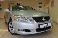 2009 LEXUS GS 3.0 300 SE 4d AUTO 246 BHP SALOON £SOLD