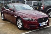 2015 JAGUAR XE 2.0 GTDI PRESTIGE 4d AUTO 197 BHP £18795.00