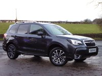 USED 2018 68 SUBARU FORESTER 2.0 I XT 5d AUTO 237 BHP DELIVERY MILEAGE, 5 YEARS WARRANTY