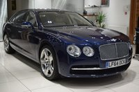 2014 BENTLEY FLYING SPUR 6.0 W12 MULLINER 4d AUTO 616 BHP £78995.00