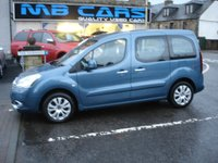 USED 2014 14 CITROEN BERLINGO MULTISPACE 1.6 HDI PLUS 5d 91 BHP 2 OWNERS F.S.H