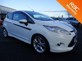2011 FORD FIESTA 1.6 S1600 3d 132 BHP £5995.00