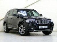 2015 BMW X3 2.0 XDRIVE20D XLINE 5d AUTO 188 BHP [£5,280 OPTIONS] £21987.00