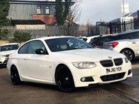 2011 BMW 3 SERIES 2.0 320D M SPORT 2d 181 BHP £7676.00