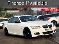 2011 BMW 3 SERIES 2.0 320D M SPORT 2d 181 BHP £7373.00