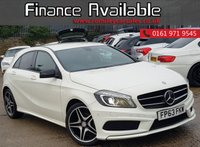 USED 2013 63 MERCEDES-BENZ A CLASS 1.5 A180 CDI BLUEEFFICIENCY AMG SPORT 5d 109 BHP FULL SERVICE HISTORY