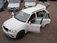 USED 2013 13 BMW X5 3.0 XDRIVE40D M SPORT 5d AUTO 302 BHP 4 WHEEL DRIVE, 7 SEATER, FULL S/HISTORY, HPI CLEAR