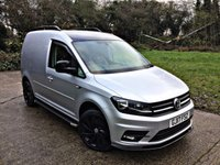 2017 VOLKSWAGEN CADDY 2.0 C20 TDI HIGHLINE 1d 101 BHP HIGH SPEC, EURO 6 £13650.00