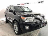 USED 2015 TOYOTA LAND CRUISER V8 4.5 D-4D V8 5d AUTO 268 BHP *** ALL ROUND PARKING CAMERAS ***