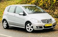 2011 MERCEDES-BENZ A CLASS 1.5 A160 AVANTGARDE SE 5d AUTO 95 BHP £6500.00