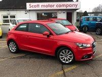 2014 AUDI A1 1.6 TDI Sport 3 door Diesel £8899.00