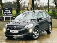 USED 2014 14 VOLVO XC60 2.0 D4 SE 5d 178 BHP Rear parking sensors, Power tailgate, Cruise control