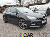 USED 2015 15 VAUXHALL ASTRA 2.0 TECH LINE GT CDTI S/S 5d 165 BHP 2 PREVIOUS OWNERS + FSH
