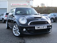 2014 MINI HATCH COOPER 1.6 COOPER S 3d 184 BHP £9450.00