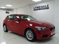 USED 2013 13 BMW 1 SERIES 2.0 116D SE 5d 114 BHP