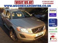USED 2011 H VOLVO XC60  SE 163 LUX D3 AUTOMATIC Two Tone Leather