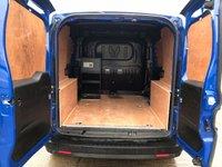 USED 2015 15 VAUXHALL COMBO 1.6 2000 L1H1 CDTI S/S TECSHIFT AUTO 90 BHP