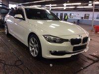 2012 BMW 3 SERIES 2.0 318D LUXURY 4d 141 BHP £SOLD