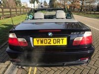 USED 2002 02 BMW 3 SERIES 2.2 320CI 2d 168 BHP