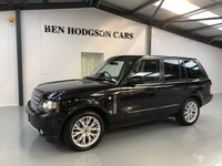 USED 2012 12 LAND ROVER RANGE ROVER 4.4 TDV8 WESTMINSTER 5d AUTO 313 BHP Rear Entertainment, Low Miles