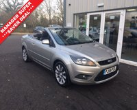 USED 2009 58 FORD FOCUS 2.0 CC2 THIS VEHICLE IS AT SITE 1 - TO VIEW CALL US ON 01903 892224