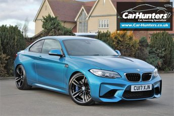 2017 BMW M2 3.0 M2 2d AUTO 365 BHP £35995.00