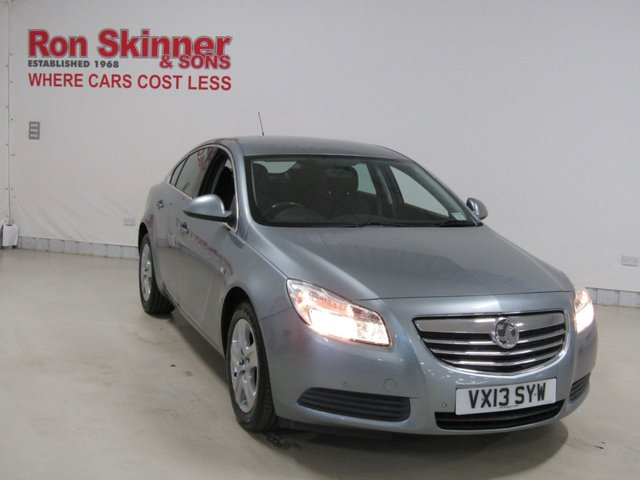 View our 2013 13 VAUXHALL INSIGNIA 2.0 EXCLUSIV CDTI ECOFLEX S/S 5d 128 BHP