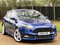 2016 FORD FOCUS 2.0 ST-3 TDCI 5d 183 BHP STYLE PACK £16990.00