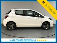 USED 2015 65 TOYOTA YARIS 1.3 VVT-I ICON M-DRIVE S 5d AUTO 99 BHP FULL TOYOTA HISTORY - 1 OWNER - REAR CAMERA - BLUETOOTH - AIR CONDITIONING - AUX / USB - 15' ALLOYS
