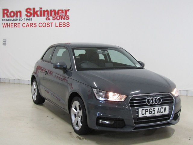 View our 2015 65 AUDI A1 1.0 TFSI SPORT 3d 93 BHP