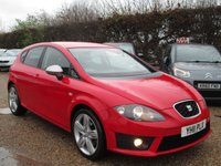 USED 2011 11 SEAT LEON 2.0 FR CR TDI 5d 168 BHP BUY NOW - PAY 2019