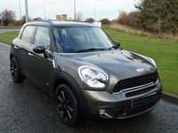 2012 MINI COUNTRYMAN 2.0 COOPER SD ALL4 5d AUTO 141 BHP £10990.00