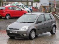 2002 FORD FIESTA 1.6 GHIA 16V 5d 100 BHP £1495.00