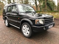 2004 LAND ROVER DISCOVERY 2.5 ES PREMIUM ES TD5 5d AUTO 136 BHP £3900.00