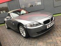 USED 2008 58 BMW Z4 2.0 Z4 I SE ROADSTER 2d 150 BHP