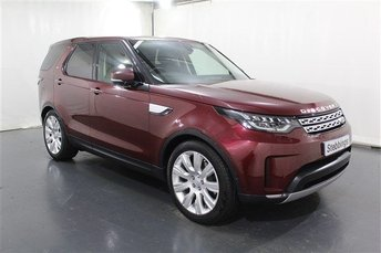 2017 LAND ROVER DISCOVERY 2.0 SD4 HSE LUXURY 5d AUTO 237 BHP £42500.00