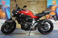 2014 YAMAHA MT-07 MT-07 - 1 Owner from new £3895.00