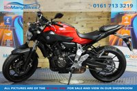 USED 2014 14 YAMAHA MT-07 MT-07 - 1 Owner from new